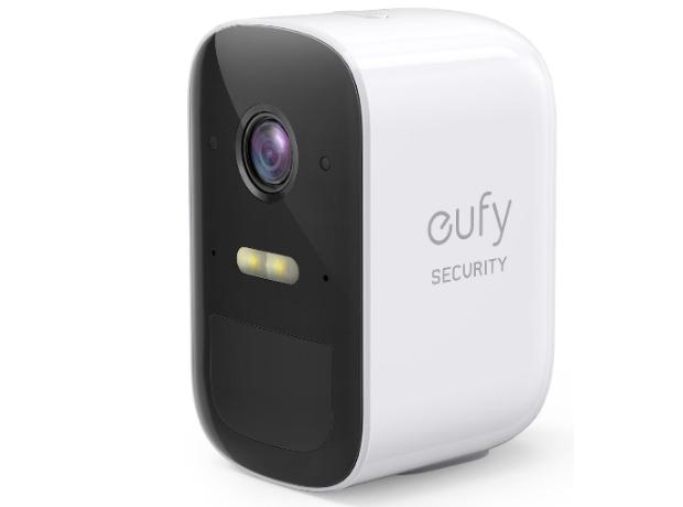Eufycam 2C - 1 beveiligingscamera/ IP camera - 180 dagen batterij