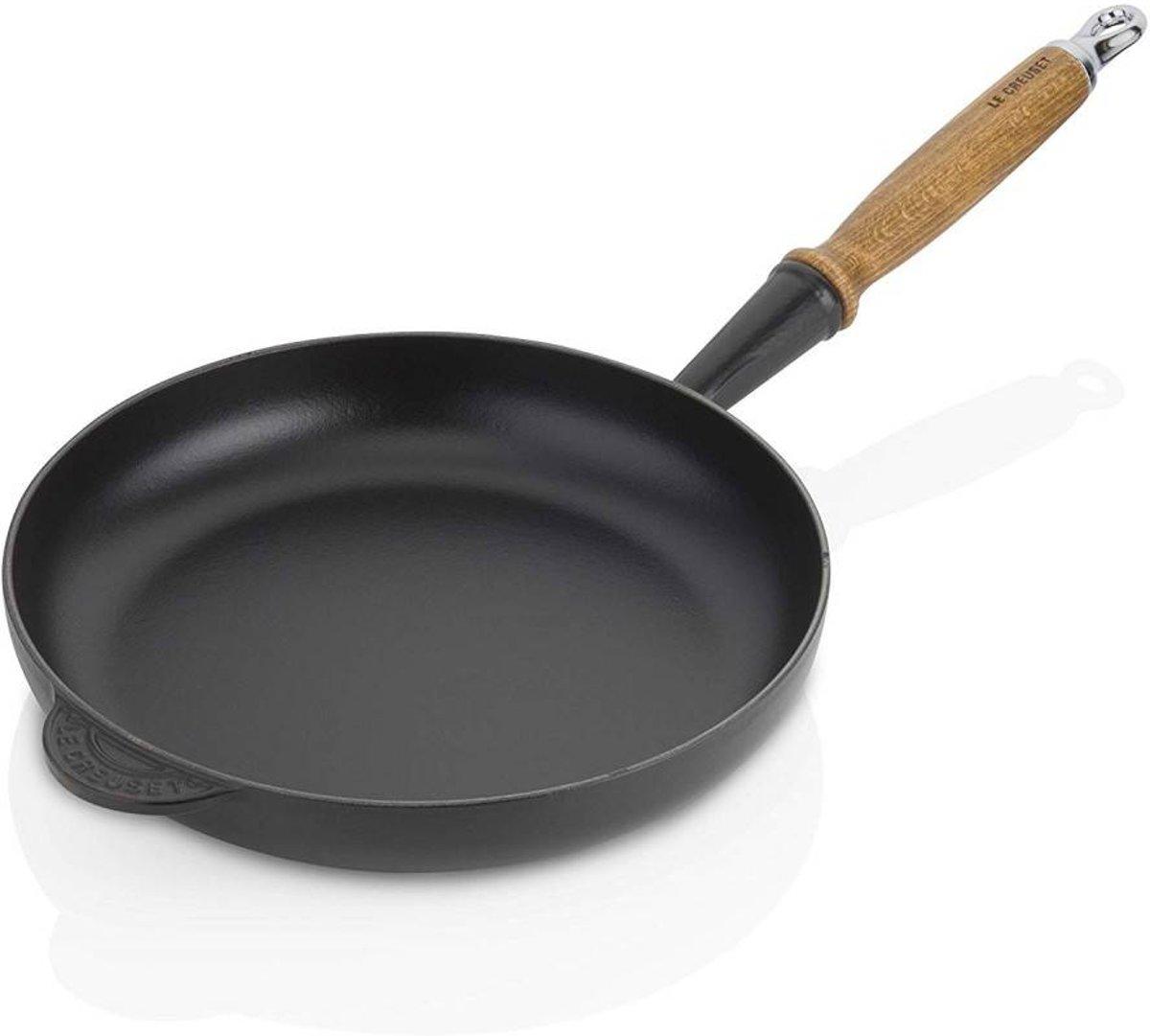 Le Creuset Koekenpan - Ø 28 cm - Zwart