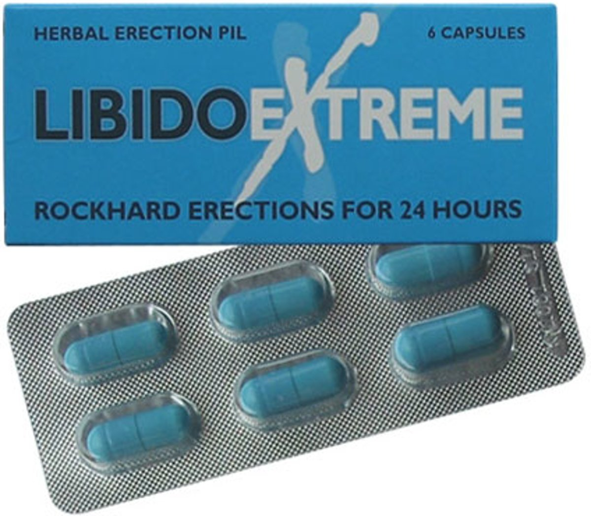 Libido Extreme - 6 stuks