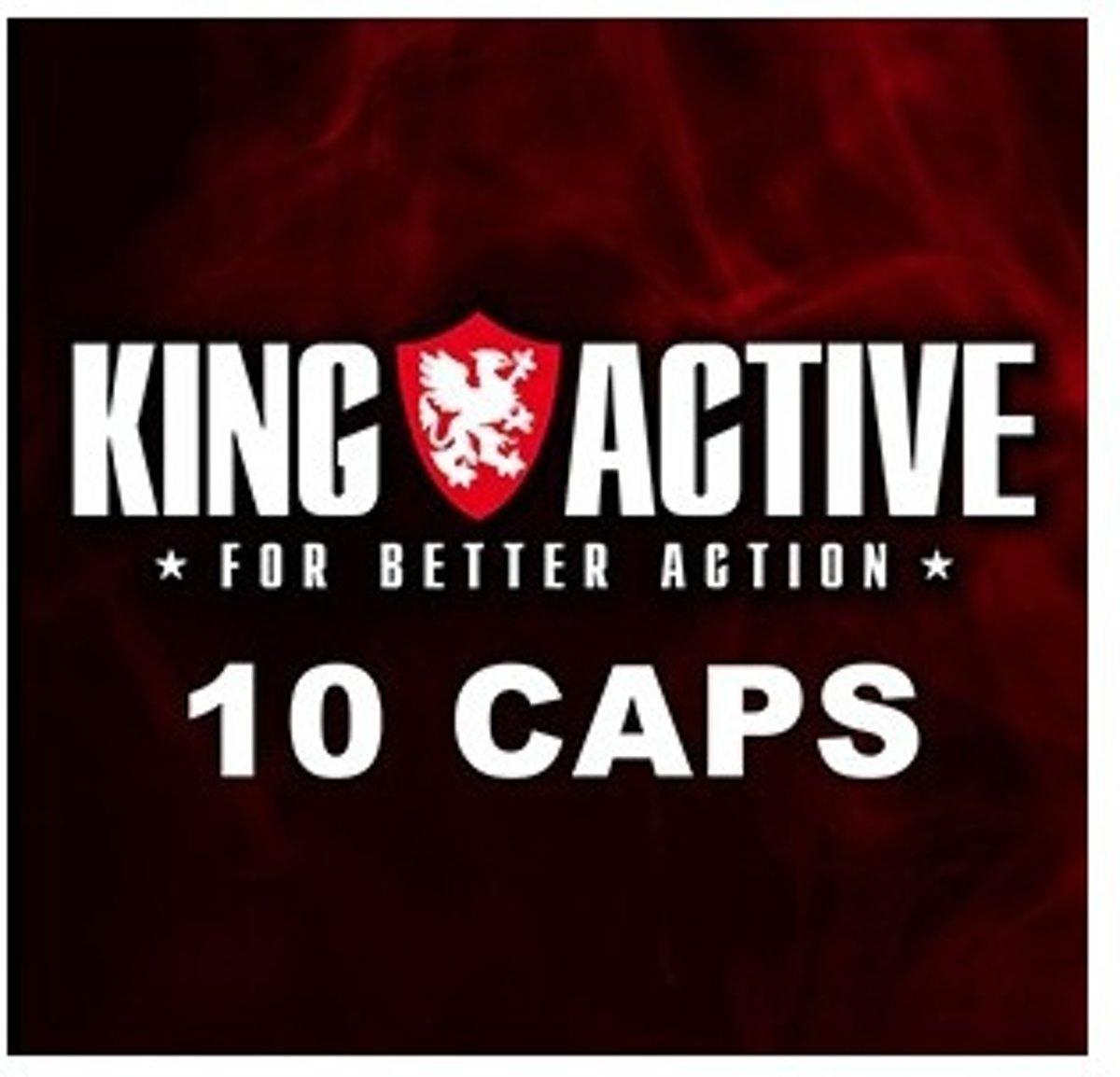 King Active Libidopil 100% natuurlijk