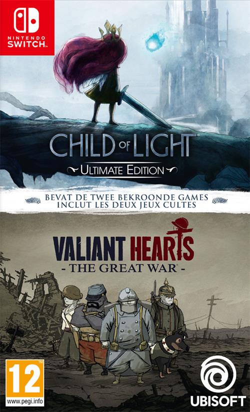 Child of Light Ultimate Edition + Valiant Hearts