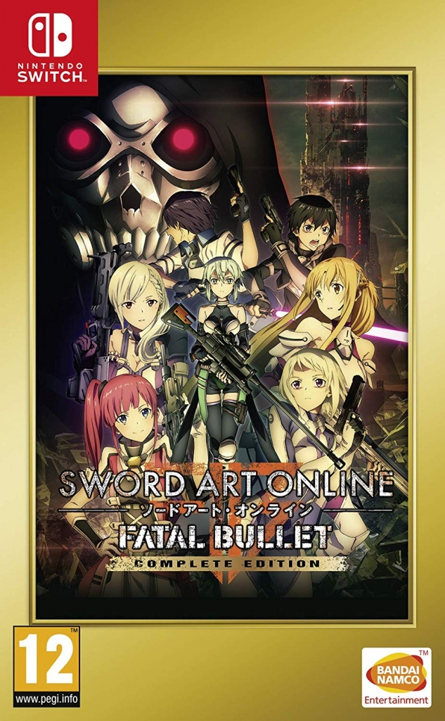 Sword Art Online Fatal Bullet Complete Edition