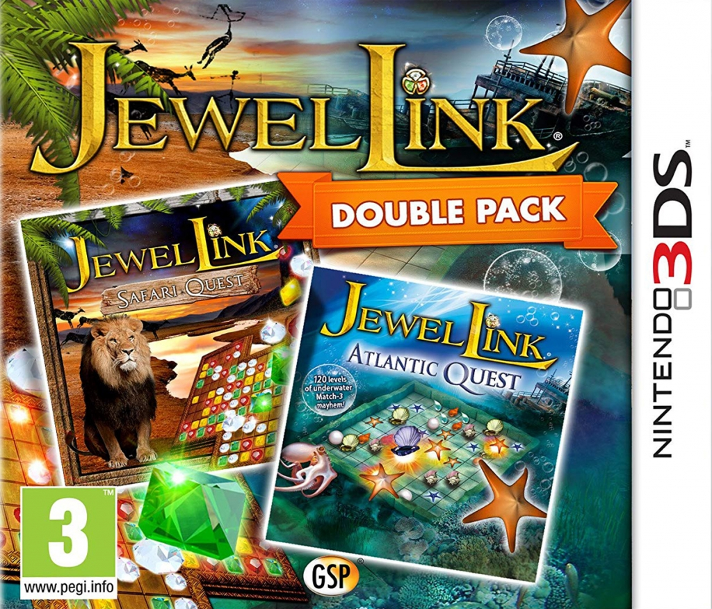 Jewel Link Double Pack