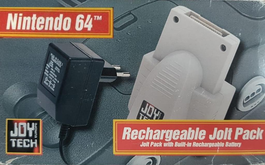 Rechargeable Jolt Pack
