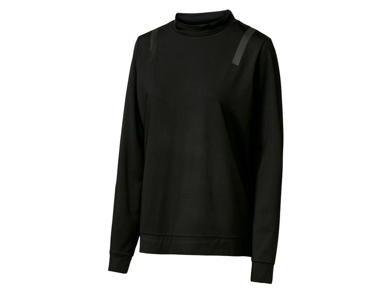 Hardloopshirt L (44/46), Zwart