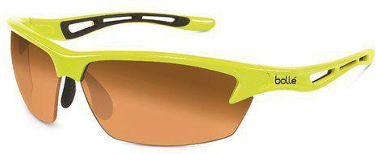 Bolle Bolt - Sportbril - Volwassenen - Lenscat. 2 - Geel