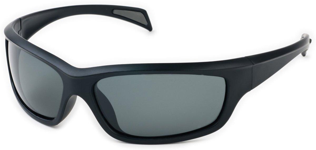 Polariserende Zonnebril HyperPolar Antislip Zwart? Bootbril Sportzonnebril Sport Vis Boot Fiets Fietsbril Visbril
