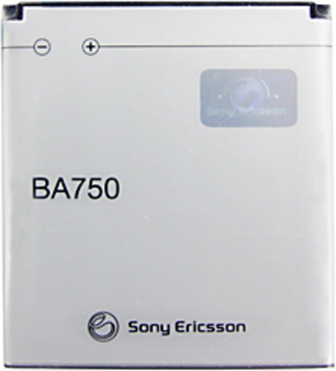 Batterij Sony Ericsson Play BA750 batterij Origineel