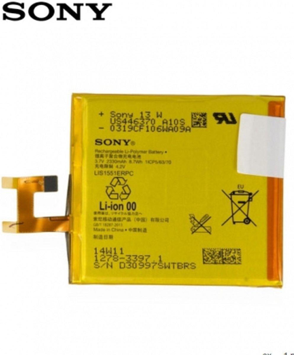 Sony Xperia E3 / M2 / M2 Aqua Originele Batterij / Accu