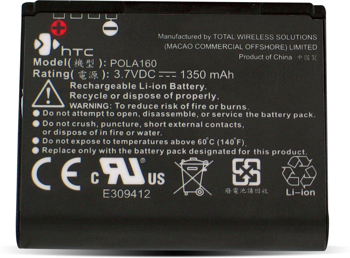 HTC BA S240 oplaadbare batterij/accu