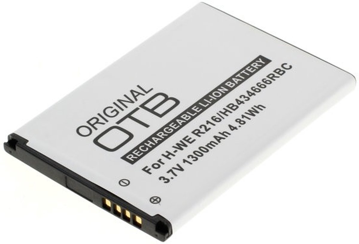 Originele OTB Accu Batterij voor Huawei R216 - 1300mAh