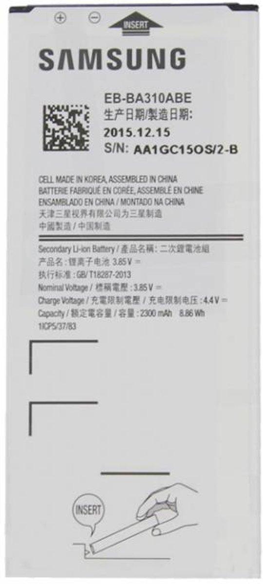 Samsung Galaxy A3 (2016) Originele Batterij / Accu