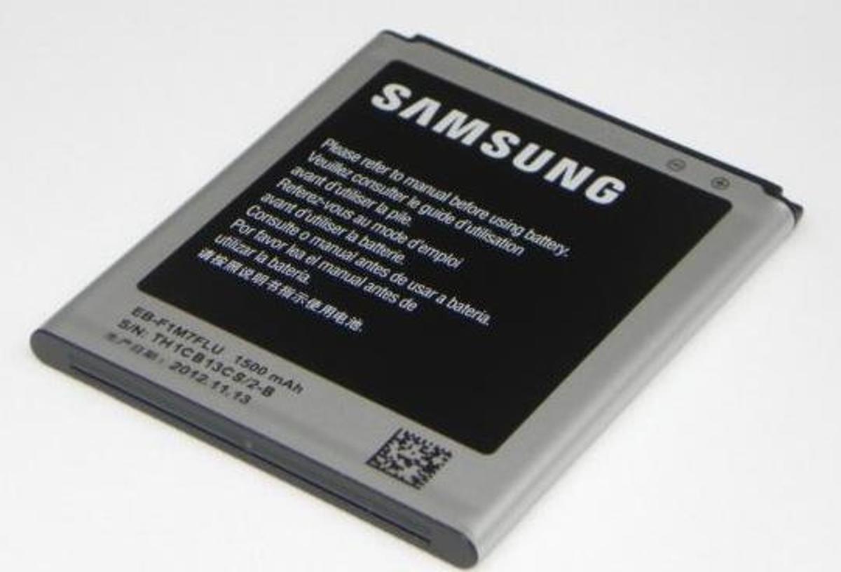 Samsung oplaadbare batterijen/accu's Li-Ion EB-F1M7FLU