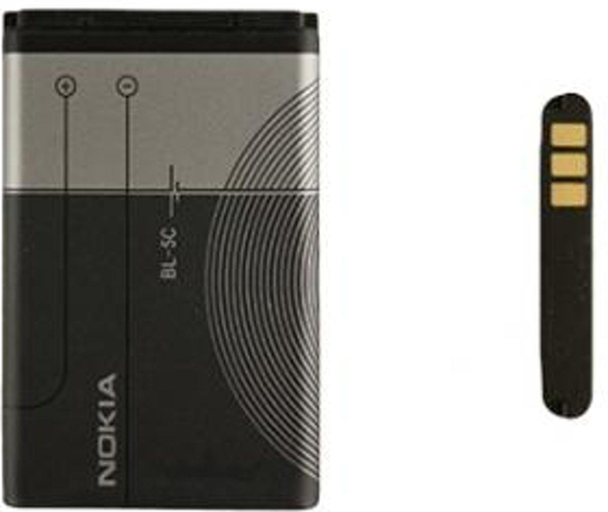 Nokia 3110 Evolve Batterij origineel BL-5C
