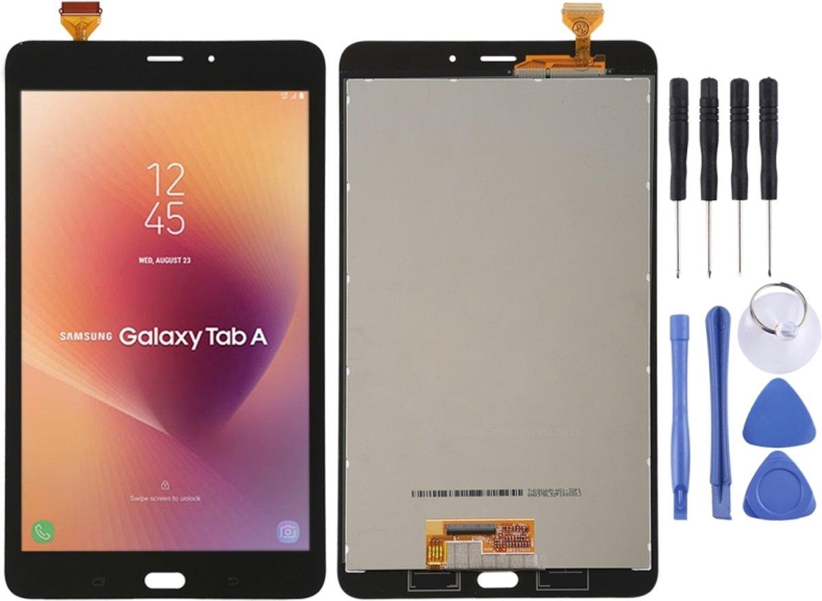 LCD-scherm en Digitizer voor Samsung Galaxy TAB een T385(Black)