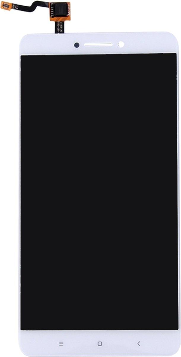LCD-scherm en Digitizer voor Xiaomi Mi Max (wit)