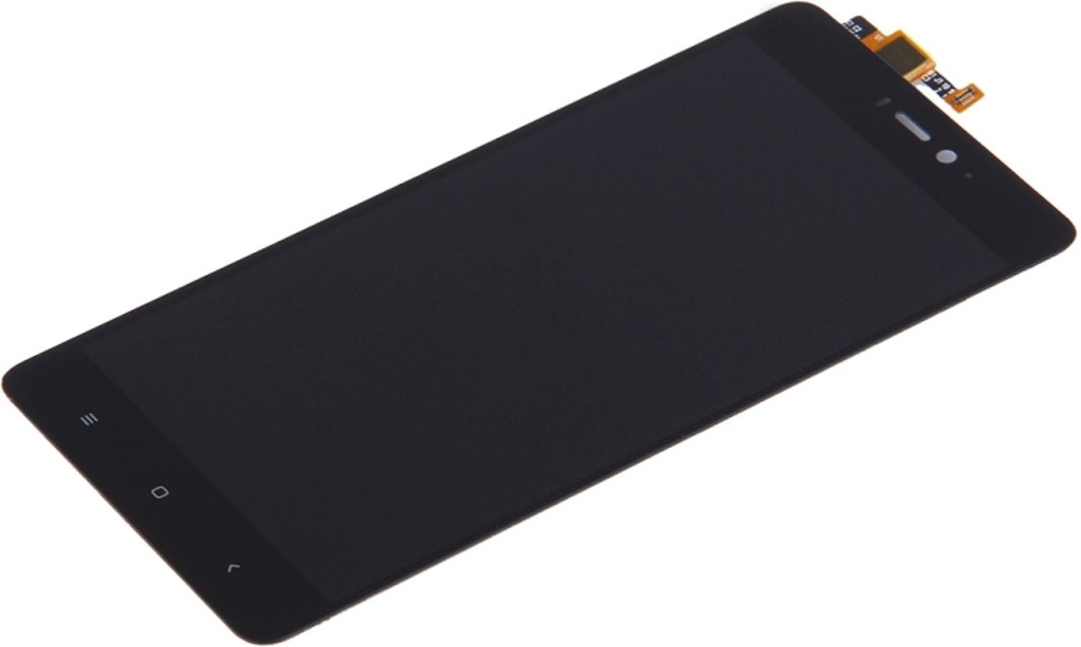 Xiaomi Mi 4S LCD-scherm en Digitizer full Assembly(Black)