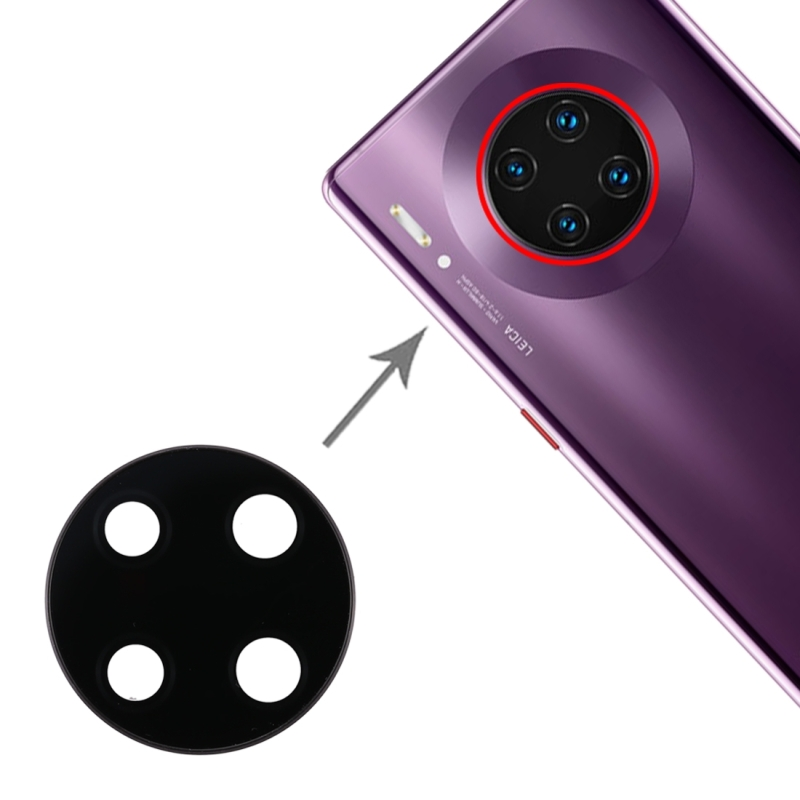 10 STKS camera lens cover voor Huawei mate 30 Pro