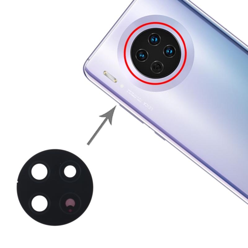 10 STKS terug camera lens voor Huawei mate 30