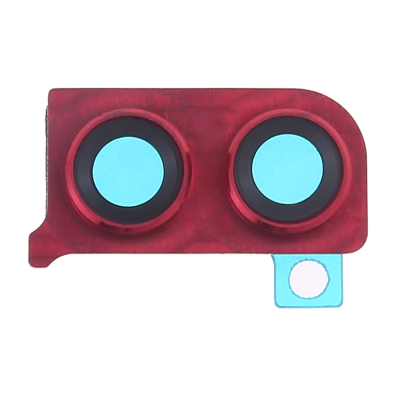 Camera lens cover voor Huawei Honor 8X (rood)