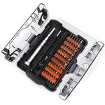 JAKEMY JM-8163 62 in 1 multi-functionele schroevendraaier set Repair Tool