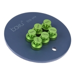 BAKU universele PCB armatuur beweegbare magnetische jig Board houder IC onderhoud reparatie