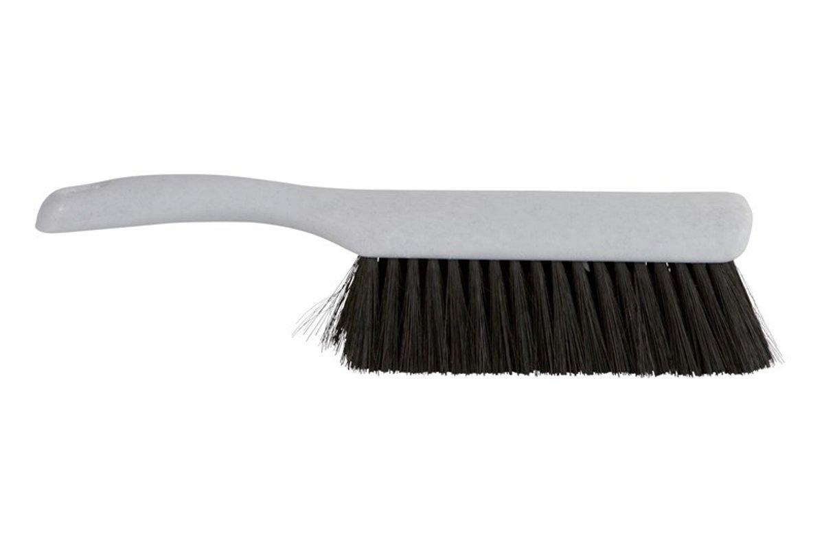 Luva handstoffer zwart haar gem. 30cm