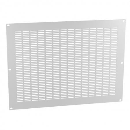 Filterpaneel 8U - Techtube Pro
