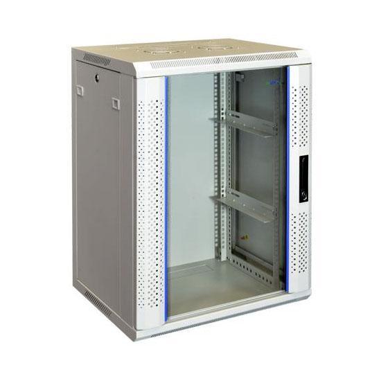 Netwerk Wandkast - 15U - 600x450x769mm - Quality4All