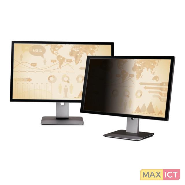 3M PFMDE001. Geschikt voor: Monitor, Soort: Frameless display privacy filter. Filterfuncties display: Antireflectie, Beeldverhoudin 21:9, Oppervlakteafwerkin Mat. Maximumafmetingen schermcompatibiliteit: 86,4 cm (34