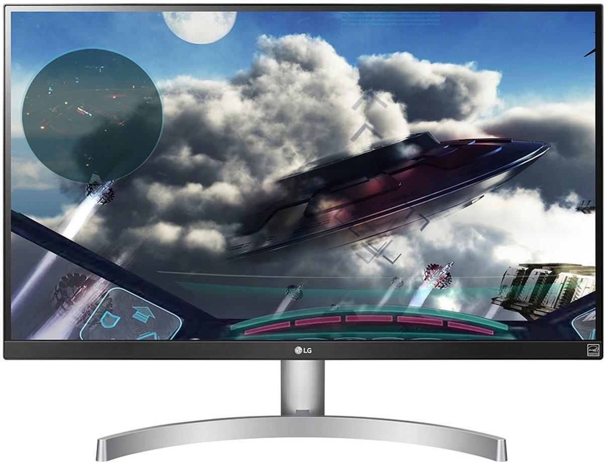 LG 27UL600-W - 4K UHD Monitor