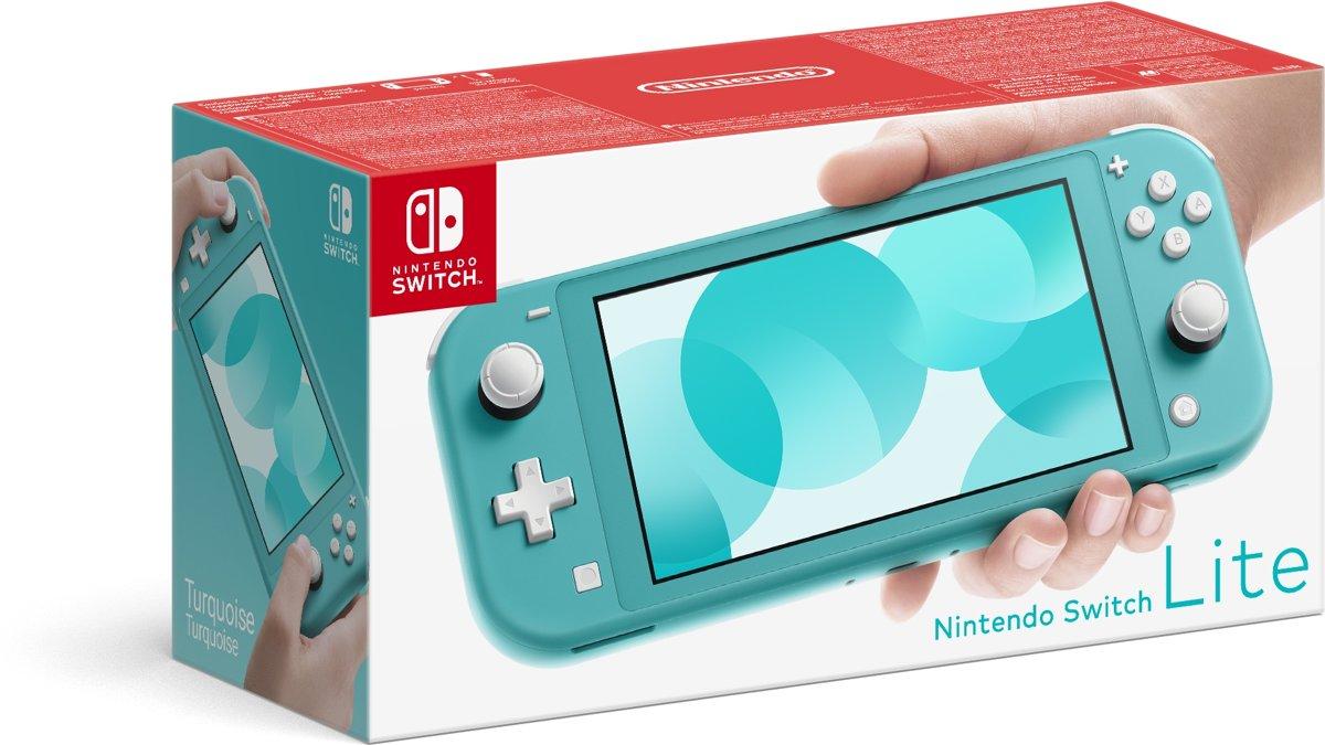 Nintendo Switch Lite Console - Turkoois