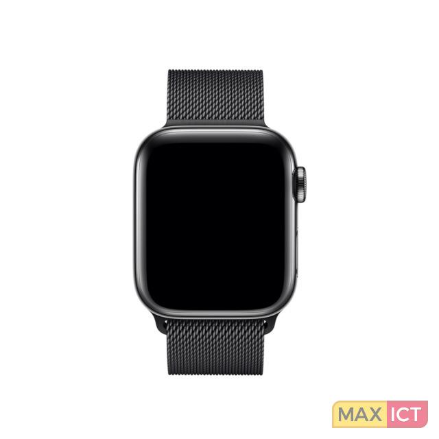 Apple MTU12ZM/A. Producttype: Band, Kleur van het product: Zwart, Merkcompatibiliteit: Apple. Aantal per verpakkin 1 stuk(s)