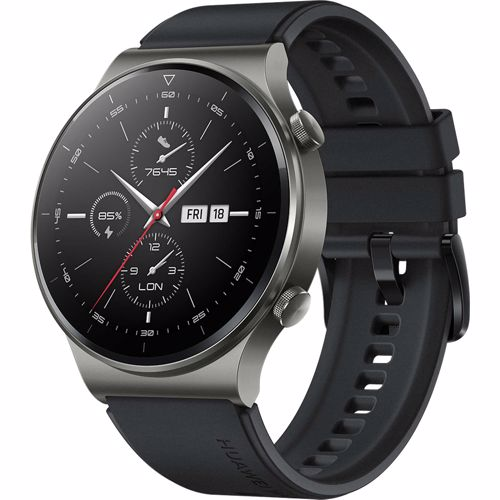 Huawei smartwatch Watch GT 2 Pro (Zwart)