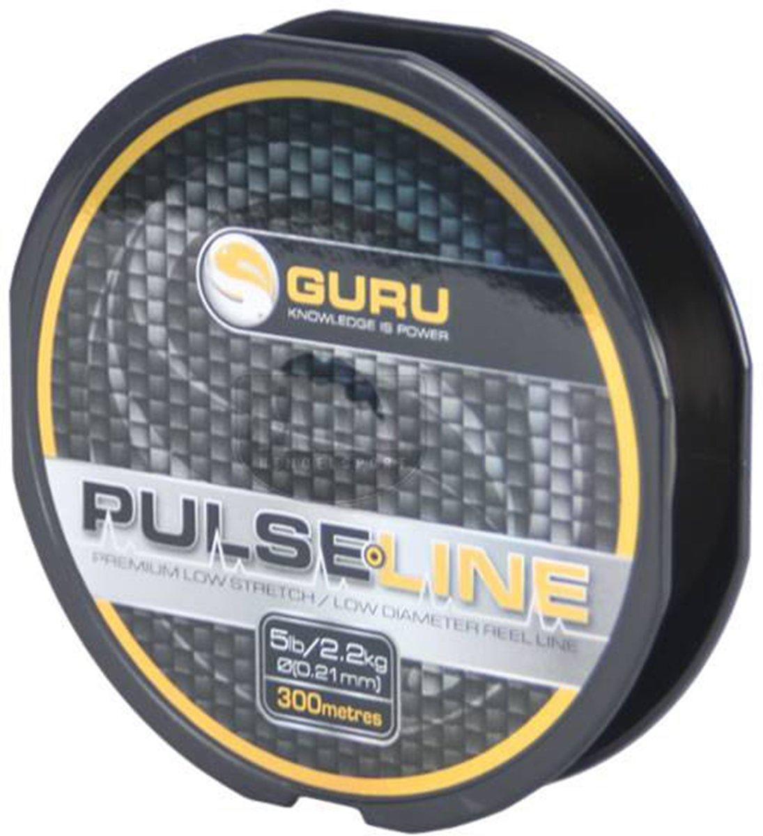 Guru Pulse-Line | Nylon Vislijn | 0.25mm