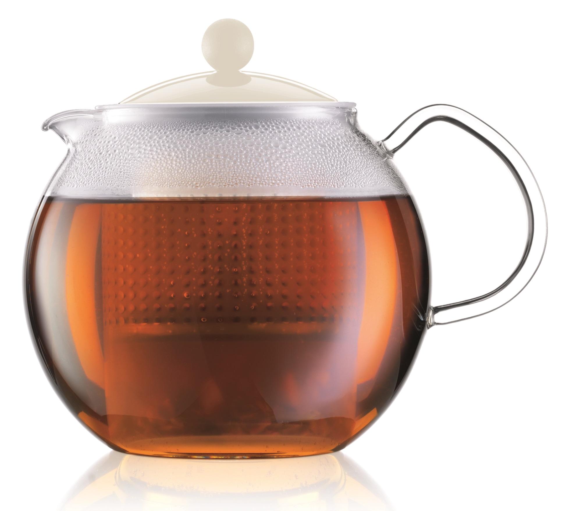 Bodum Theepot Assam Wit 1.5 Liter