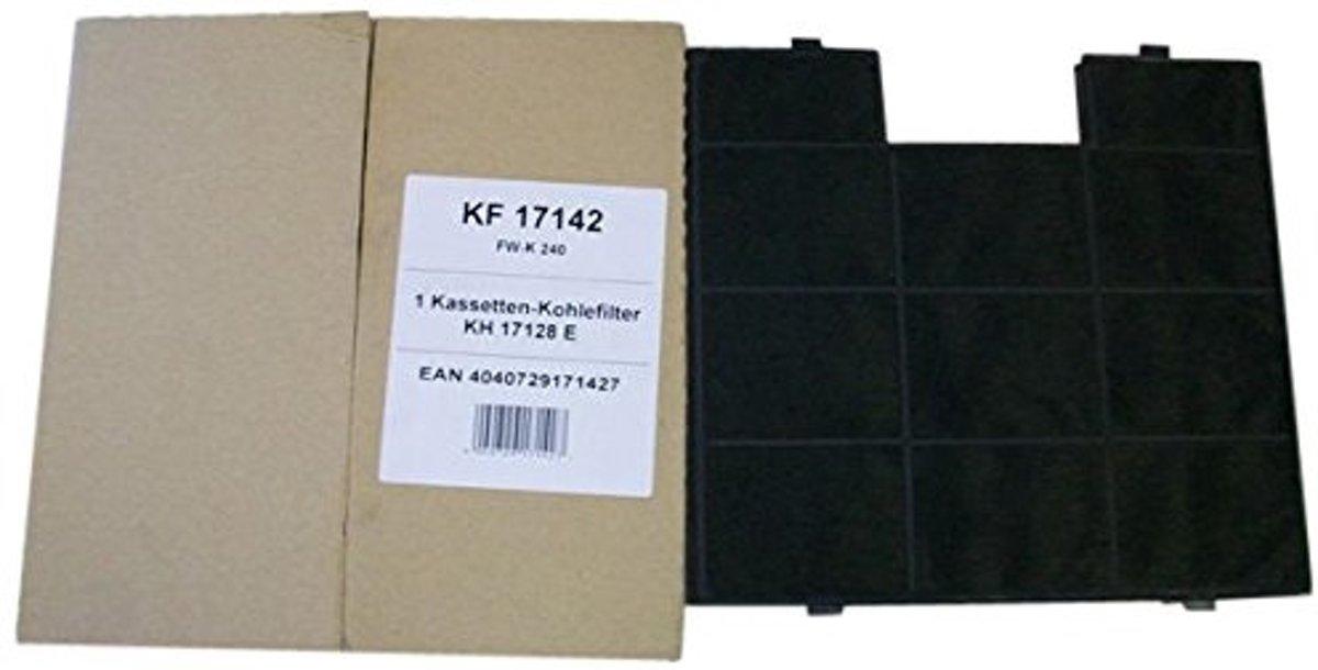 Amica KF 17142 afzuigkapaccessoire Afzuigkap filter