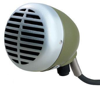Shure 520 DX Green Bullet Home entertainment - Accessoires