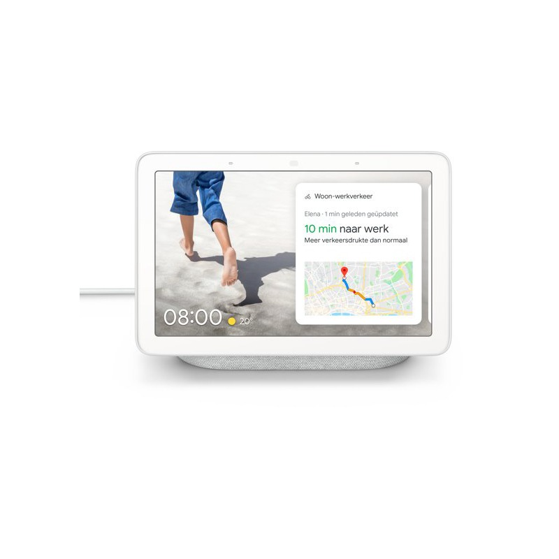 Google wifi speaker Nest Hub grijs