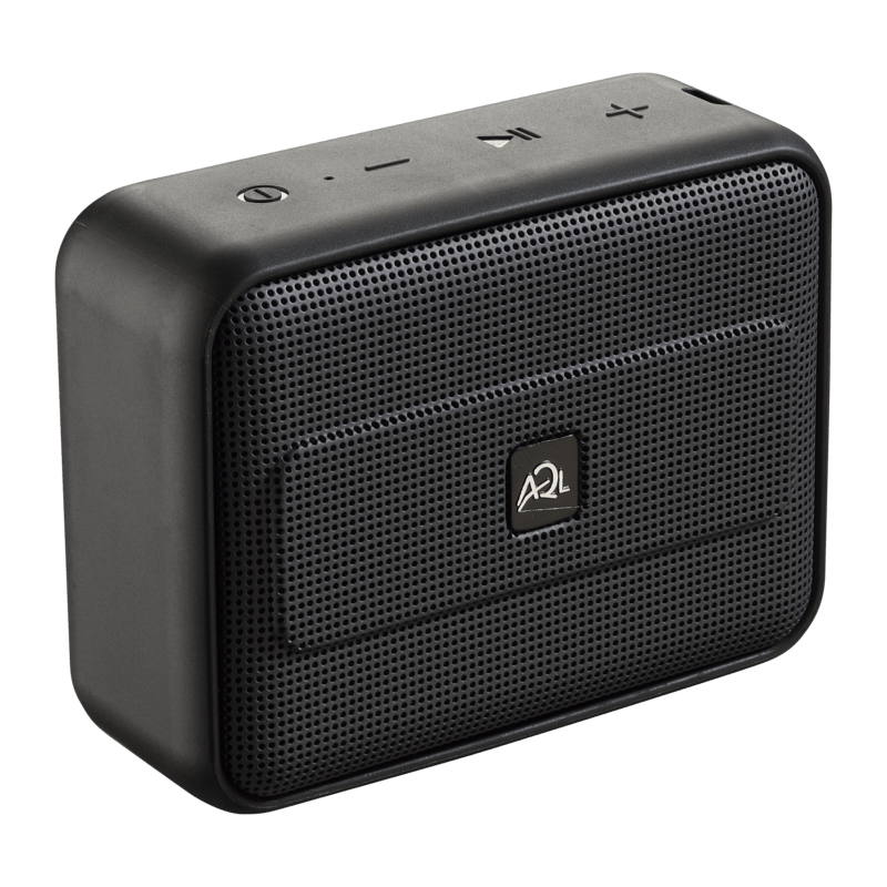 AQL: Fizzy2 Bluetooth luidspreker - Zwart