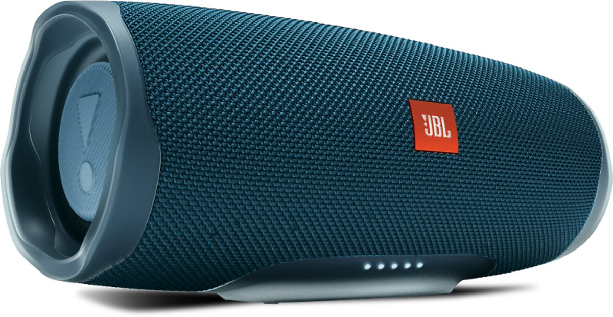 JBL Charge 4 Ocean Blue Bluetooth speaker