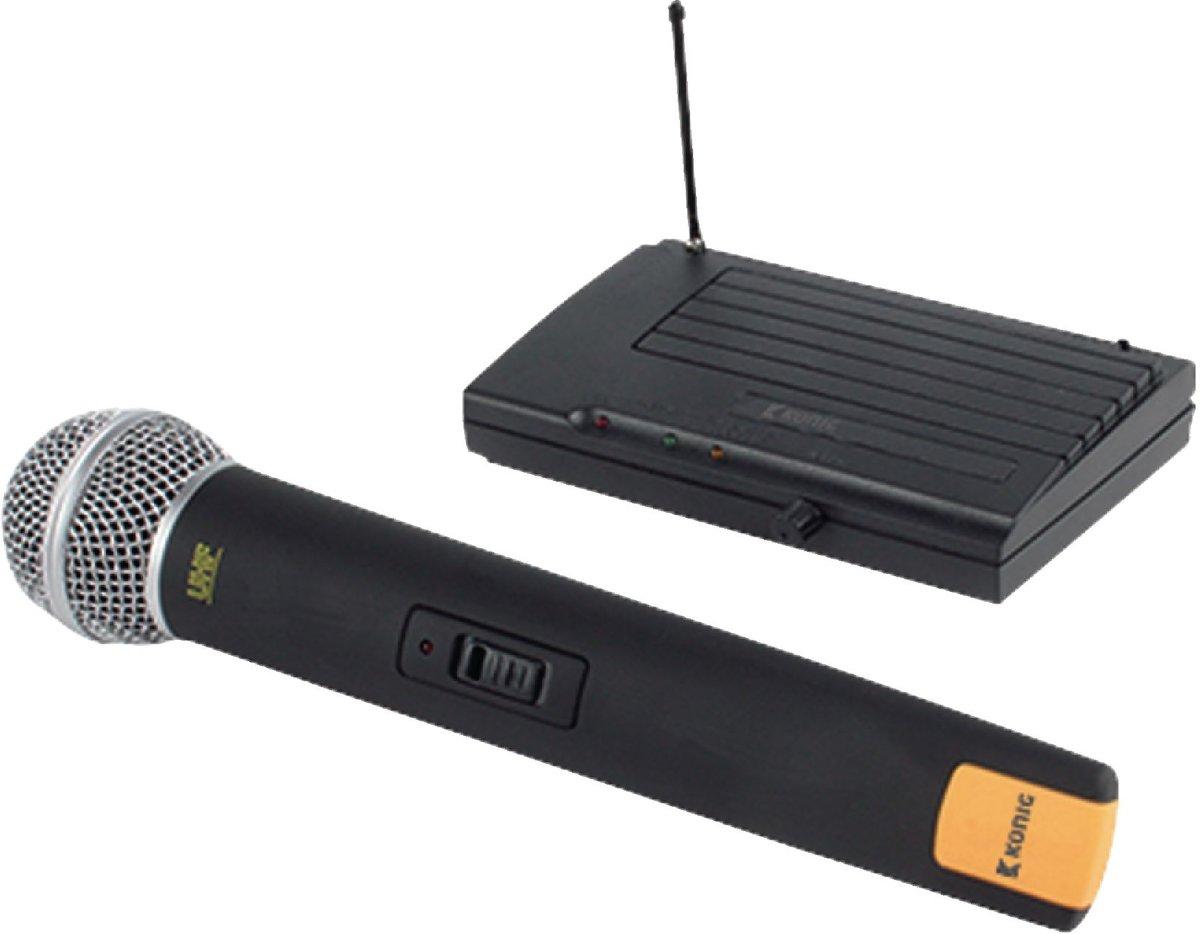 Kxf6nig KN-MICW512 Draadloos microfoonsysteem