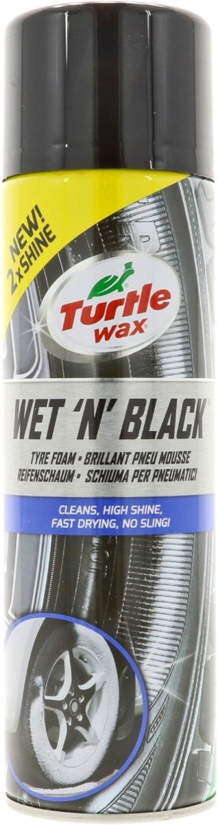 Turtle Wax Wet N Black Banden Foam 500ml