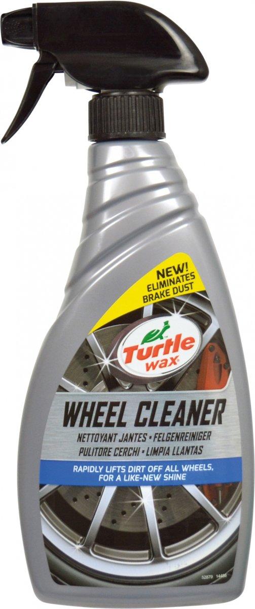 Turtle Wax 52879 Wheel Cleaner velgenspray 500ml