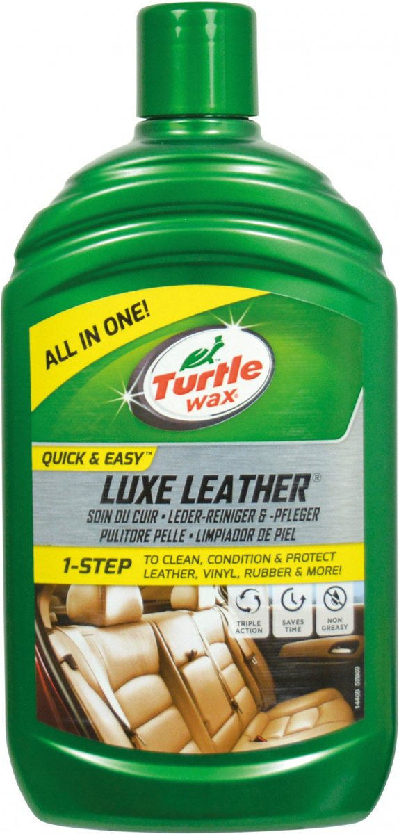 Turtle Wax 52869 reiniger GL Luxe Leather 500ml