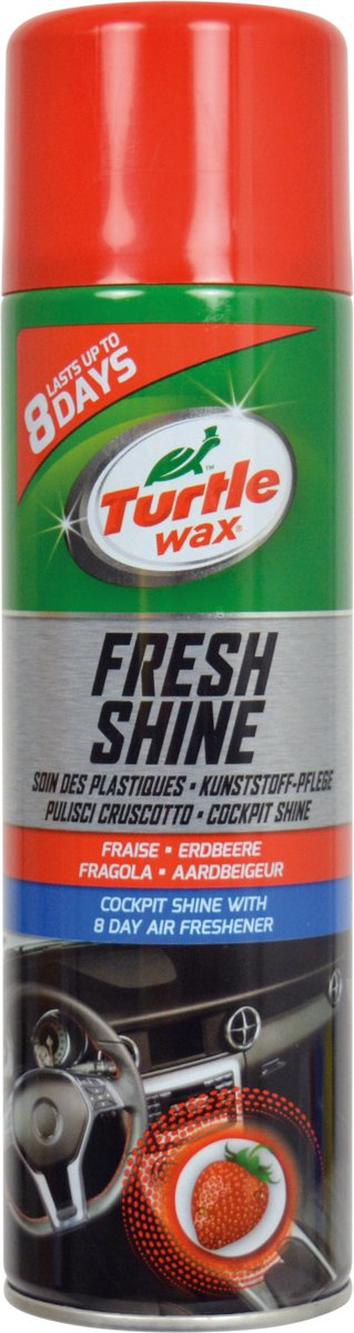 Turtle Wax 52866 GL Fresh Shine Strawberry 500ml