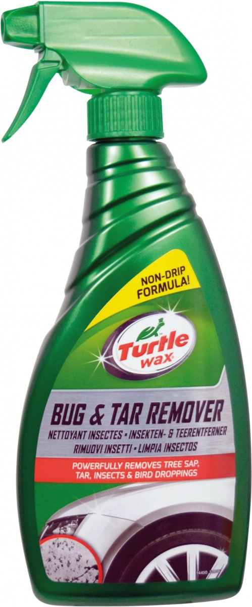 Turtle Wax 52856 GL Bug & Tar remover 500ml