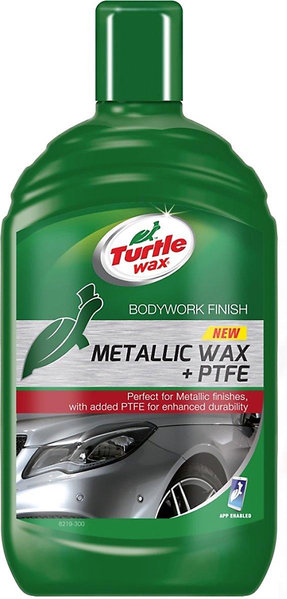 Turtle Wax FG8222 Metallic Wax+Ptfe 500ml