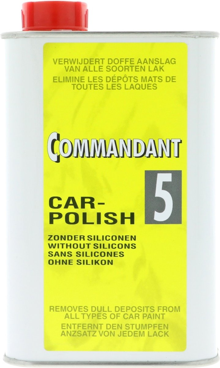Commandant C55 autowax nr5 500 ml