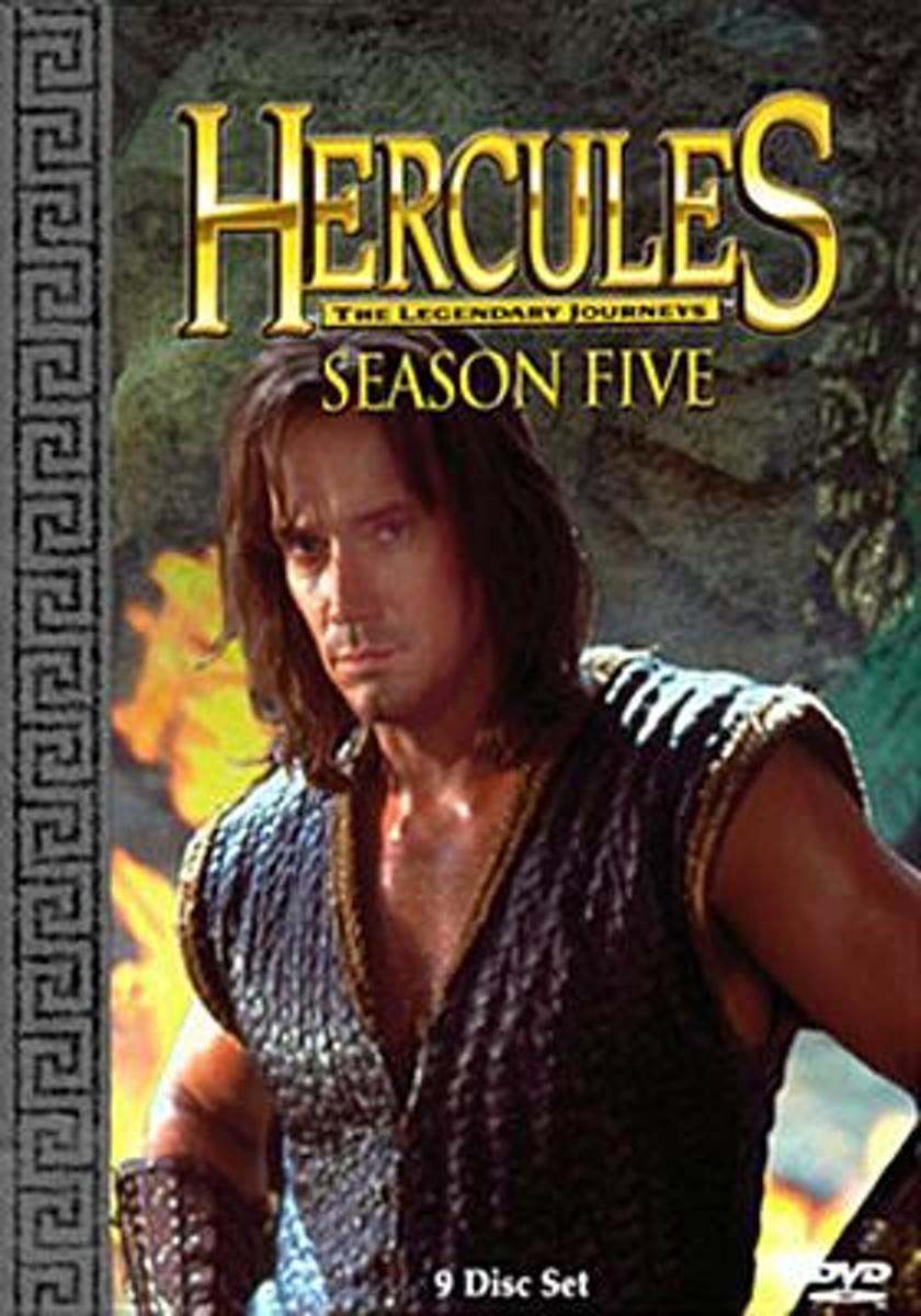 Hercules season five
